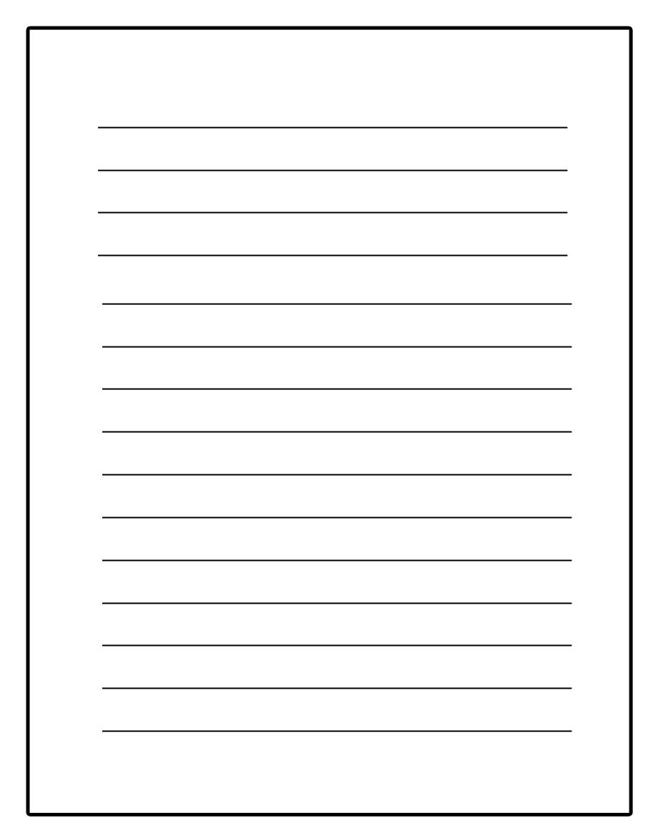 blank writing paper online - Pertamini.co